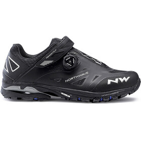 Northwave Spider Plus 2 Shoes Herren black